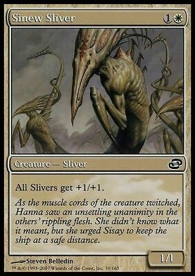 Sinew Sliver ~ Planar Chaos ~ Excellent+ ~ Magic the Gathering MTG