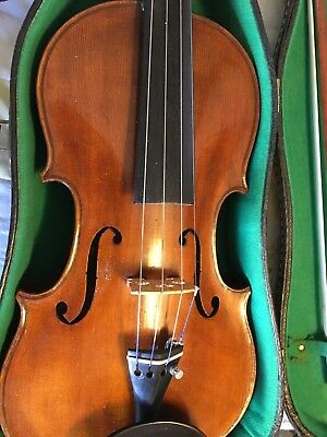 Antique / Vintage / Old Full-Size, 4/4 Copy Stradivarius