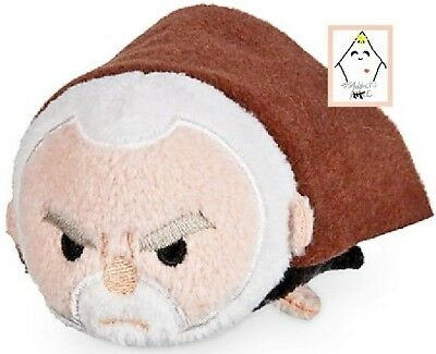 Tsum Tsum COUNT DOOKU Mini Plush NEW NWT Star Wars Collection MINT with Tags