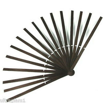 Bamboo Feather Fan Base Staves/frame/sally Rand/show Girl/ Carnival/drag Queen