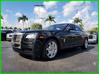 2011 Rolls-Royce Ghost  2011 Used Turbo 6.6L V12 48V Automatic RWD Premium