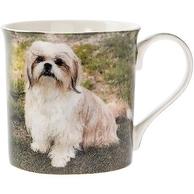 Shih Tzu Fine China Mug, Dogs, Pets, Collectables, Tea, Coffee, Gifts LP93590