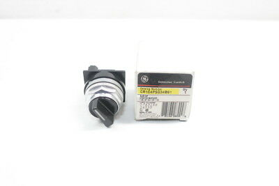 Auto Square D 9001KXSD126 Maintained 3 Position Switch Hand Off
