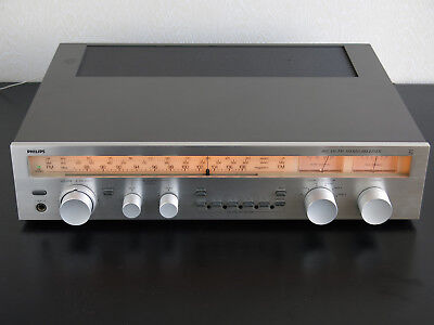 Vintage (1980) PHILIPS Motional Feedback Receiver 22AH604