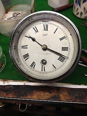 Genuine SESTREL Marine clock