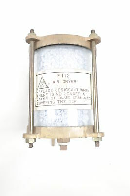 Grinnell F112 Desiccant Air Dryer