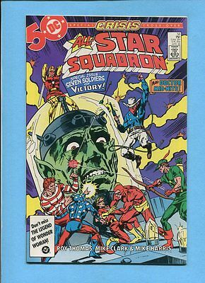 All-Star Squadron #56 Seven Soldiers Of Victory DC Comics April 1986 VF/NM