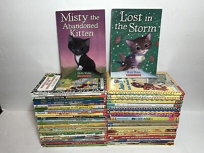 Girls 2nd 3rd Grade 6 Chapter Books Gooney Bird Ruby Fairy School