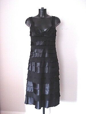 Per Una Marks & Spencer  Lovely Xmas Party New Year Evening Dress Size 12L