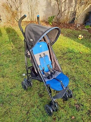 Joie Nitro Pushchair with rain cover  stroller buggy