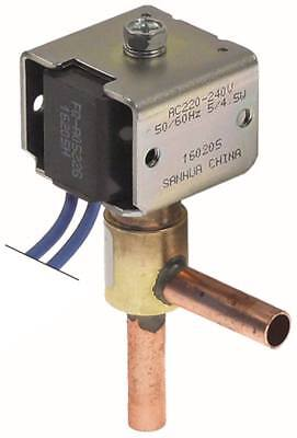 "Lincat Solenoid Valve FDF6A37 for SCR785, SCR1085 Connection 1/4 "" 1 Compartment"