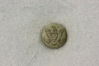 Civil War Eagle Dragoon Cuff Button Dug Edward's Ferry Loudoun Co. VA