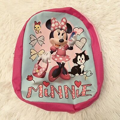 Disney Toddler Mini Back Pack Minnie Mouse Brand New