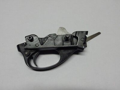 REMINGTON 742 COMPLETE Trigger Assembly With Pins - Excellent - 740, 742,  7400
