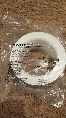 "Cleanroom Semiconductor Tape, Clear, 2"" x 36 yards * VWR 11211-916"