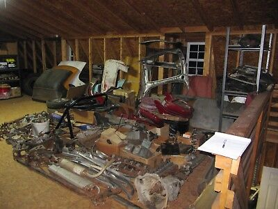 Austin Healey MG and Triumph Parts