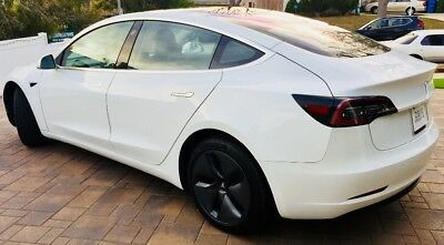 2018 Tesla Other  2018 Tesla Model 3 LR RWD PUP EAP Low Miles