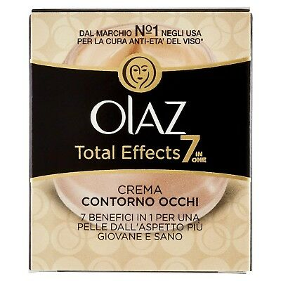 Olaz Total Effects 7 in one crema contorno occhi 15ml