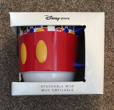 Disney Mickey Mouse Memories MUG CUP MARCH New 3/12 Rare New