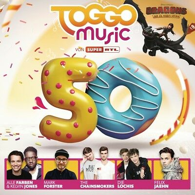 Toggo Music. Vol.50, 1 Audio-CD