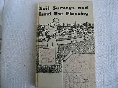 1966 Soil Surveys & Land Use Planning-Published Soil Science Society of America