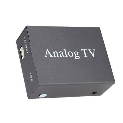 Portable DVB Car DVD TV Receiver Analong TV BOX Tuner Strong Signal With U9N1