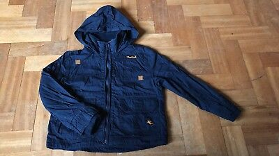 boys navy Hadleigh Designer jacket 5-6 years