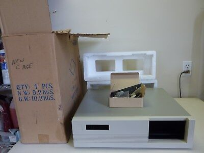 Vintage/Retro Desktop Computer Case Only w/Misc Items- New Old Stock