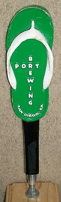Port Brewing Figural Beer Tap Handle Green Thong