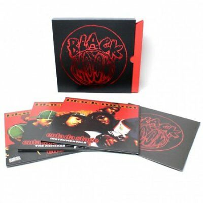 Black Moon - Enta Da Stage: The Complete Edition Vinyl 6LP BOX NEU 09537330