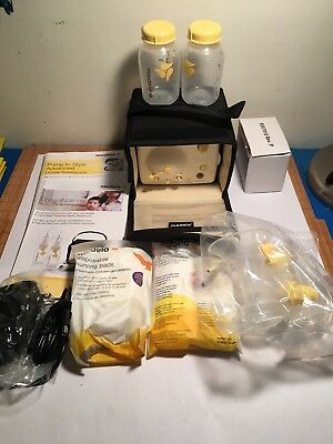 Medela Pump In Style Advanced Breastpump Set - NEW IN BOX, NEVER USED
