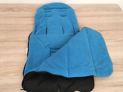 For Your Little One pushchair footmuff