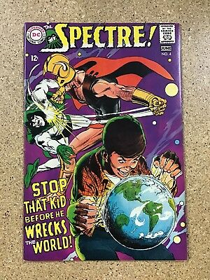 The Spectre #4 (May 1968, DC)