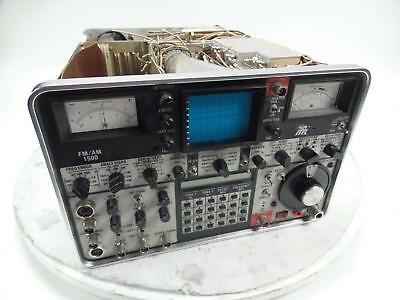 IFR Marconi FM/AM 1500 Communication Service monitor for Parts or Repair