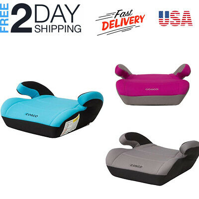 5 Colors Cosco Topside Booster Car Seat 40 100 Lbs Auto Saftey