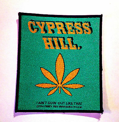 PATCH FABRIC VINTAGE YEARS 80s 90s - CYPRESS HILL - 1994