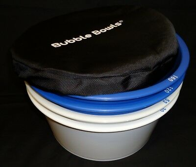 Bubble Bowls Hybrid Kit - For Ice Water Extraction or Dry Ice Extraction