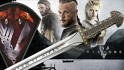 Vikings Sword of Kings Ltd. Edt. #15 Serial Premier First Run SH8005LE-P Ragnar