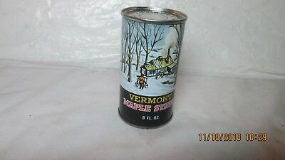 Fairfield, Vermont Maple Syrup, 6 Fl. oz.,  in Tin, Never Opened, Grade A Syrup