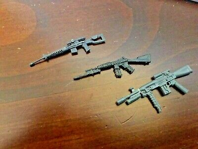 Gi Joe ARAH Vintage Weapon 3: Cobra Officer, Viper & Crimson Guard (army builder