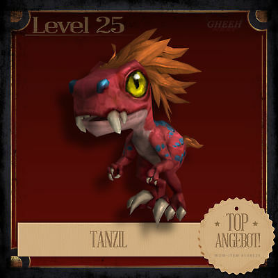 » Tanzil | Tanzil | World of Warcraft | WoW | Patch 8.1 | Haustier | Pet | L25 «
