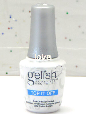 Harmony Gelish Soak-Off 0.5fl.oz Smalto per Unghie 1310003- Top It Off Strato