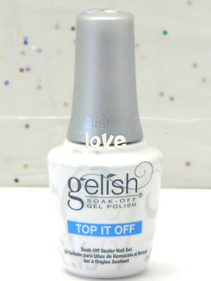 HARMONY Gelish Soak-Off 0.5fl.oz Nail Polish 1310003- Top It Off Coat