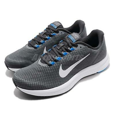 b36b66c968ce8 Nike Runallday Anthracite Blue White Men Running Shoes Sneakers 898464-018