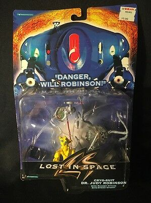 ALIENS for Cryo-Suit Dr. Judy Robinson LOST IN SPACE 1997 Trendmasters NO FIGURE