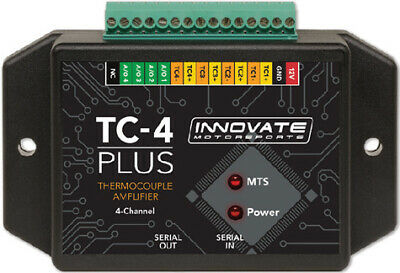 3915 Innovate Tc-4 Plus (4 Channel Thermocouple For Mts)