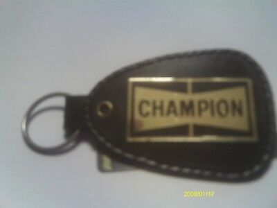 Champion Spark Plug Key Fob - new as pictured
