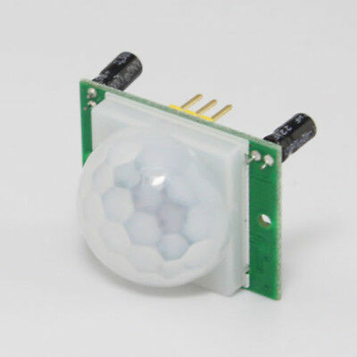 Infrared Motion Sensor Module DC 5V-20V Pyroelectric PIR Latest Durable Useful