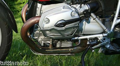 Paratesta Paracilindri Bmw R 1200 Gs 2007 2008 2009 Head Protection Alluminio