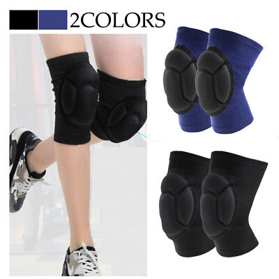 Knee Brace Protector Wrap Support Pad Sports Sleeve Patella Leg Elastic Guard